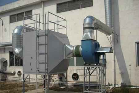Xử lý khí lò hơi