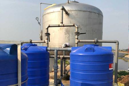 Hạt lọc xử lý nitơ trong nước – hạt trao đổi ion nước thải