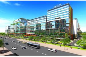 14 công trình mới đã khởi công và đang xây dựng của Ngành Y tế thành phố