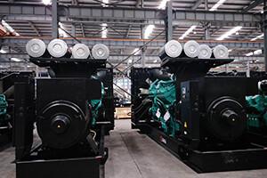 Công ty xử lý khí thải máy phát điện