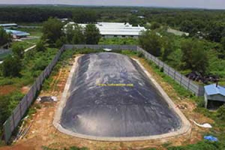 Dự án Hệ thống xử lý nước thải chăn nuôi heo - Trang trại chăn nuôi heo TIG