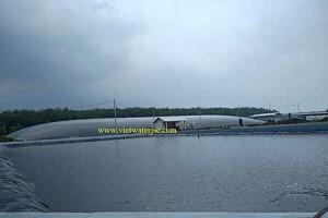 Dự án Hệ thống xử lý nước thải chăn nuôi, máy phát điện Biogas - Trang Trại Chăn Nuôi C.P. Việt Nam