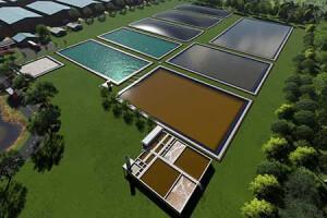 Dự án Hệ thống xử lý nước thải chăn nuôi heo - Trang trại chăn nuôi 48.000 heo
