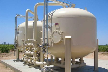 Xử lý nước sạch – Xử lý nước ngầm, nước giếng